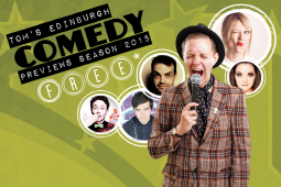 TOM's Edinburgh Comedy Previews 2015: Pat Cahill & Stephen Bailey