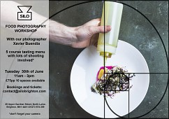 Silo Food Photography Workshop