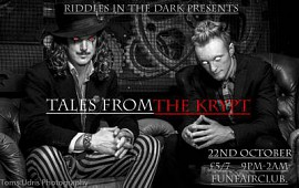 Riddles in the Dark presents: Tales from the Krypt