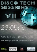 Disco Tech Sessions VII