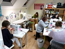 Weekly Sewing Classes for all levels