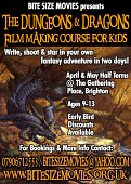 The Dungeons & Dragons Film Making Course For Kids