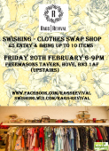 Rags Revival - Swishing/Clothes Swap Shop