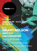 Grant Nelson at Movement