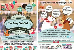 The Fairy Tale Fair at the Open Market