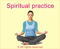Importance of Spiritual Practice in Daily Life - 28 April 2015