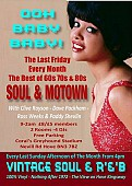 The Soul Survivors Famous Soul & Motown Nights