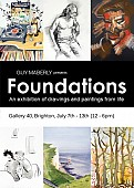Guy Maberly - Foundations - Exhibition