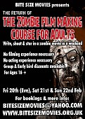 The Zombie Film Making Course
