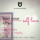 Start Your Self Love Affair with Katie Phillips (Daring & Mighty)