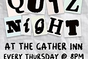 Gather Inn Quiz Night