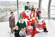 Santa Flights at British Airways i360 Viewing Tower
