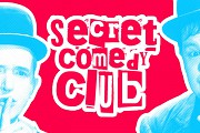Secret Comedy Club Pro Night
