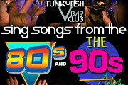 Sing Songs from the 80s & 90s (Karaoke)