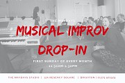 The Maydays  Musical Improv Comedy Drop-In