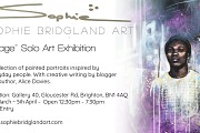 """IMAGE"" Solo Art Exhibition by Sophie Bridgland"