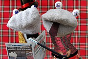 Scottish Falsetto Socks: Roll Up!