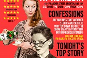 The Maydays present: Tonight's Top Story & Guest Improv Superstars