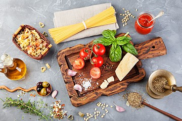 Authentic Italian – LEARN.COOK.DINE