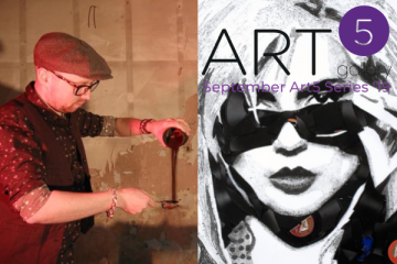 Ben Riley - September Art5 Series '19