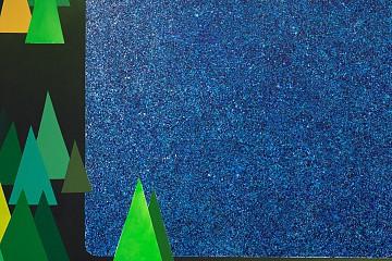 He may kill you: Robert Meldrum Paintings & Installations 2015-2019