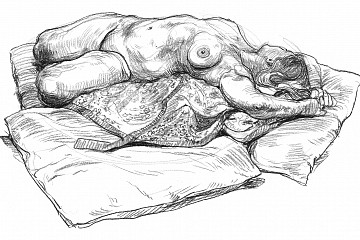 Intensive Life Drawing Weekend with Jake Spicer