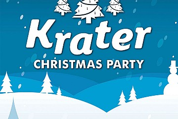 Krater Christmas Party