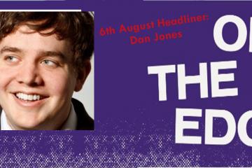 On The Edge Comedy with Joe Wells
