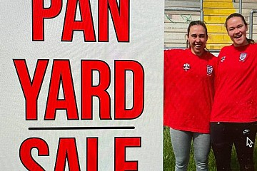 Pan Yard Sale