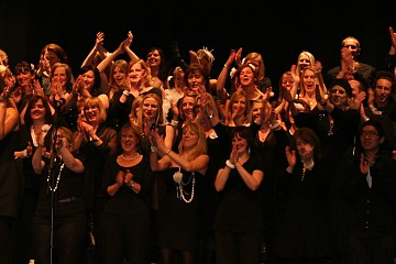 Soul of the City Tuesday Choir Afternoon Gig!