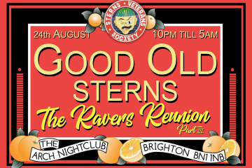 Sterns Ravers Reunion - Good Old Sterns!