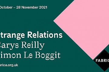 Strange Relations by Carys Reilly & Simon Le Boggit
