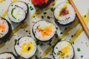 Sushi - LEARN.COOK.RUN