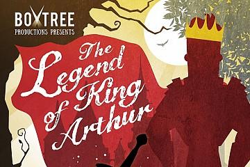 THE LEGEND OF KING ARTHUR - Box Tree