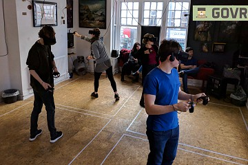 Tenner Tuesday - Play VR for £10 - GOVR Cafe