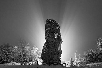 Torchlit Tour - The Ghosts Of Bramber Castle