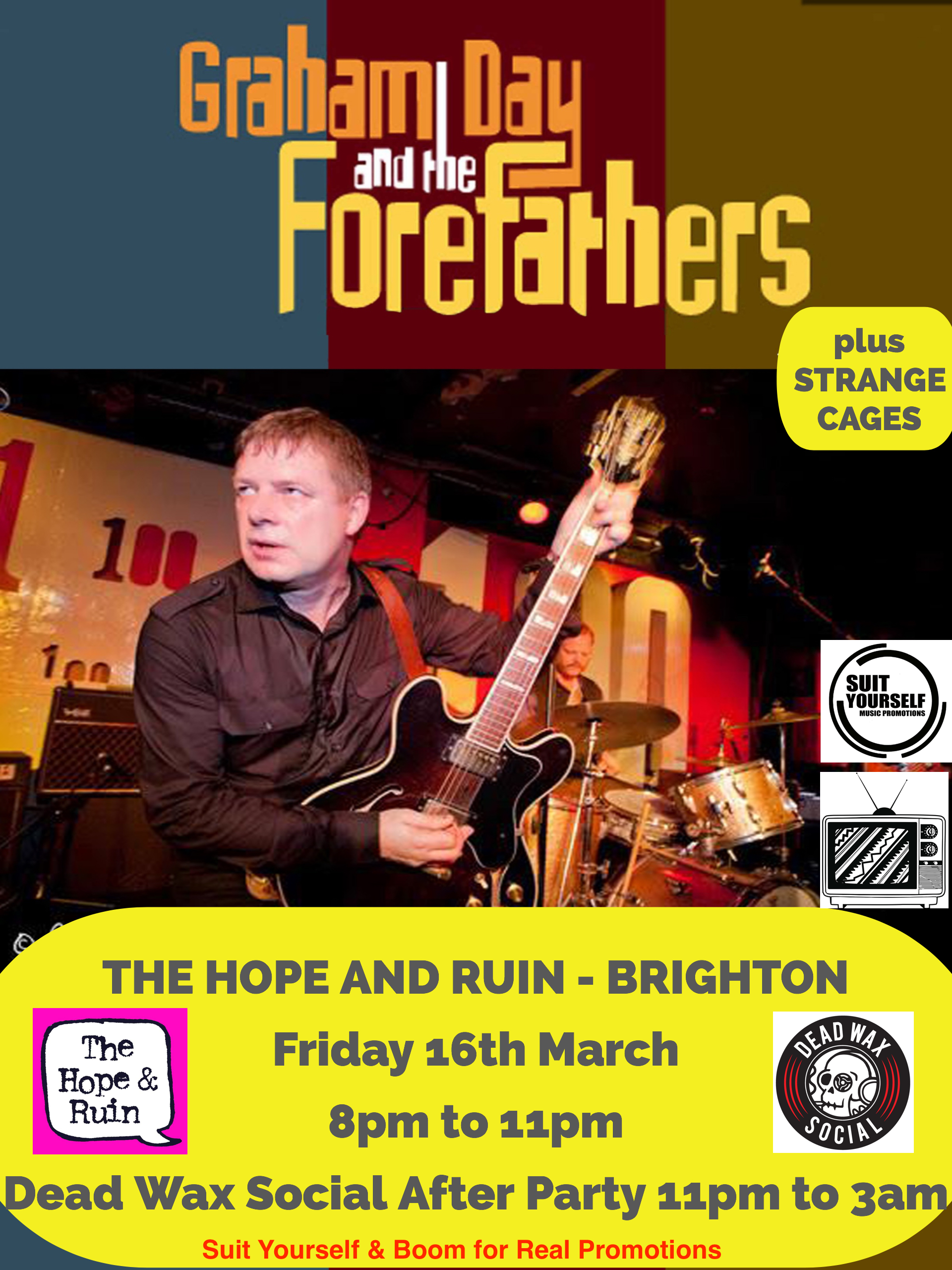 Whats on in Brighton Music